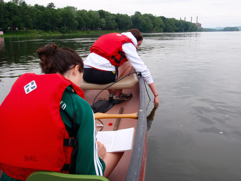 Connecting students to the Susquehanna River