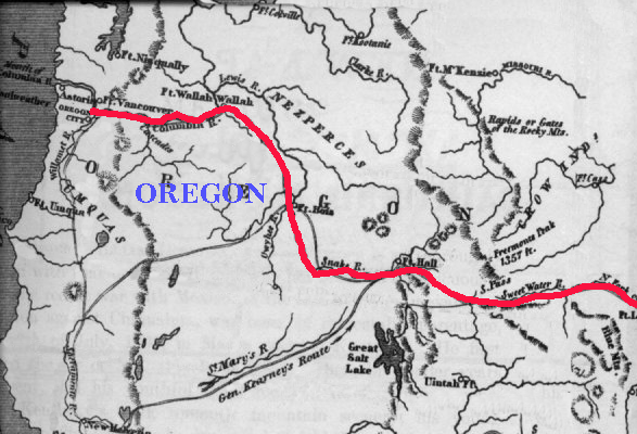 an examination of the oregon fur trade The fur trade in the oregon country through a variety of strategies  examining  the fur desert policy also provides an opportunity to pose questions regarding.