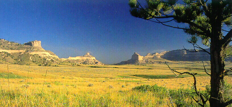 Linda Meyer's Pictures of Trip on Oregon Trail